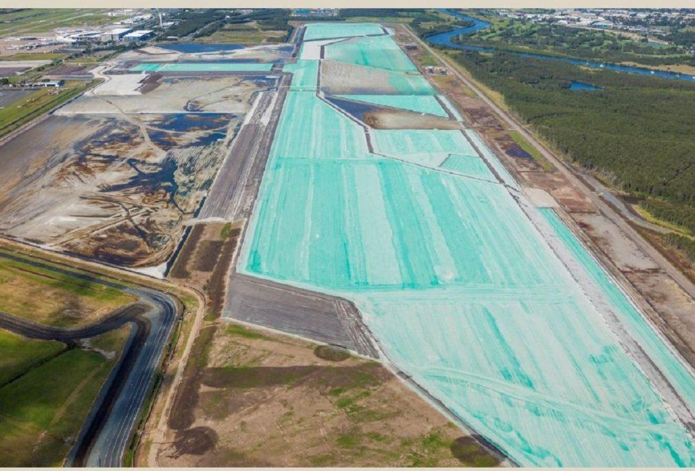 Brisbane Airport New Parallel Runway
