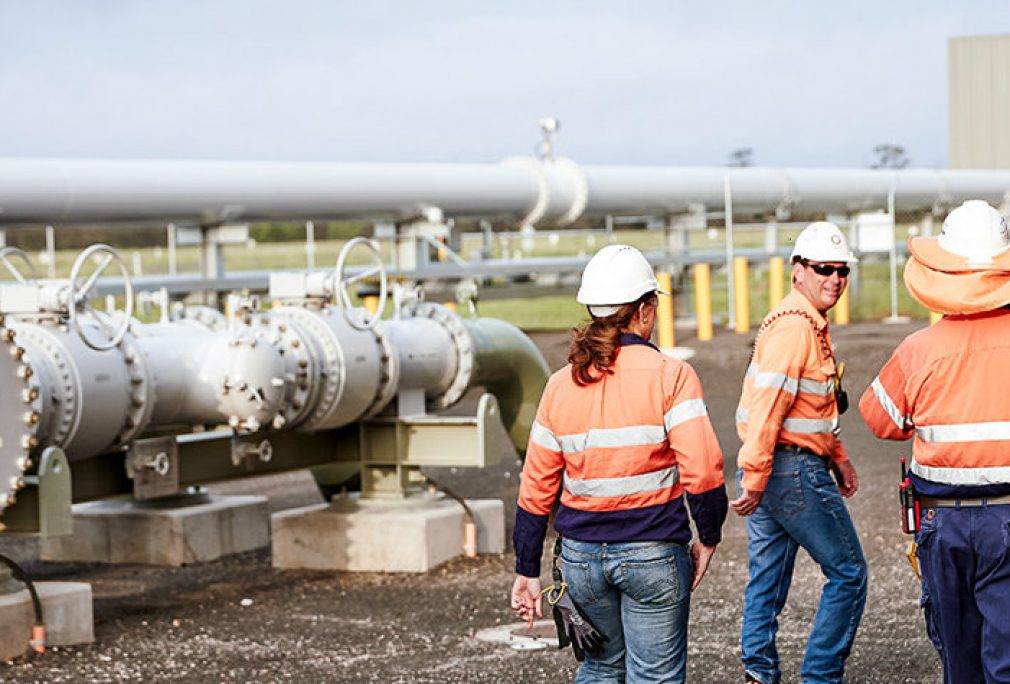 Australia Pacific LNG Upstream Water Treatment & Gas Systems